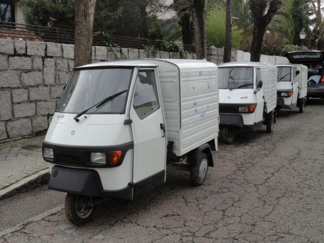 motocarros vehiculo trasporte wallpaper