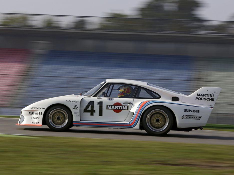 Porsche 935 77 Classic Race Car Wallpaper 2048x1536