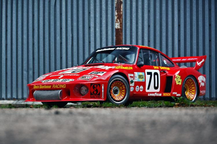 Porsche 935-78 Classic Race Car wallpaper
