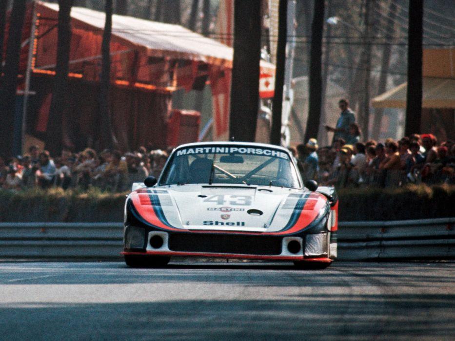 Porsche 935-78 Moby Dick Classic Race Car wallpaper