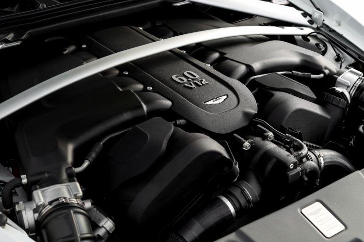 Aston Martin V12 Vantage GT12 wallpaper