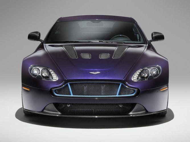 Aston Martin V12 Vantage S by Q wallpaper