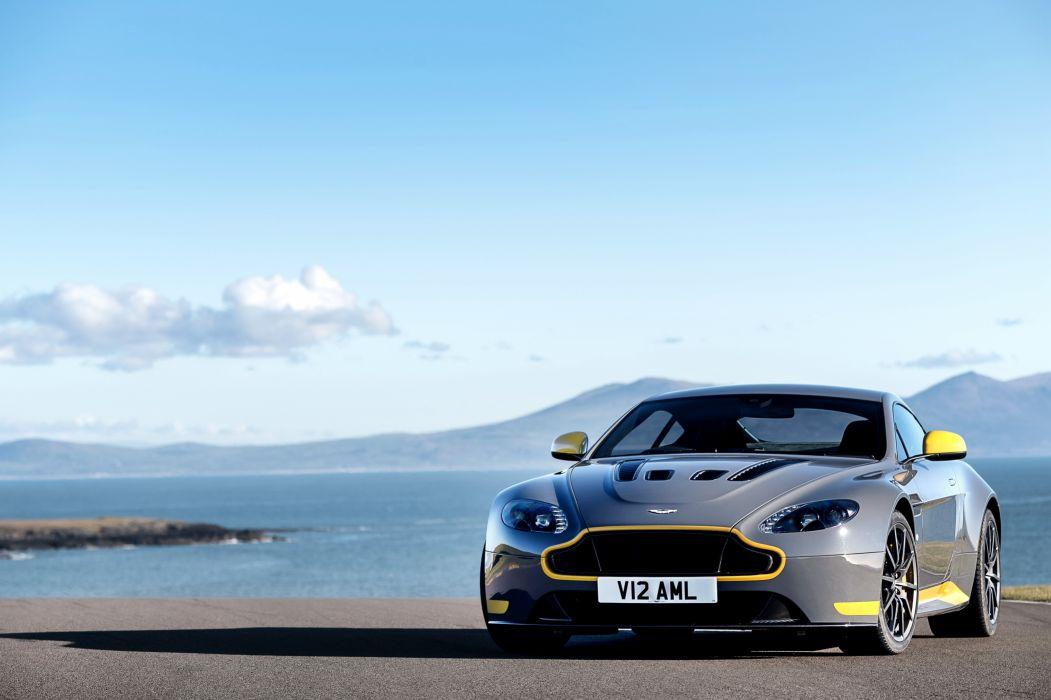 Aston Martin V12 Vantage S Sport Plus Pack wallpaper
