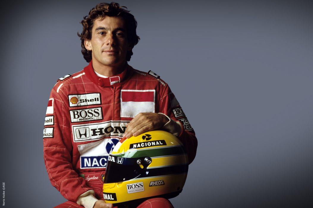 ayton senna piloto formula 1 brasiley wallpaper