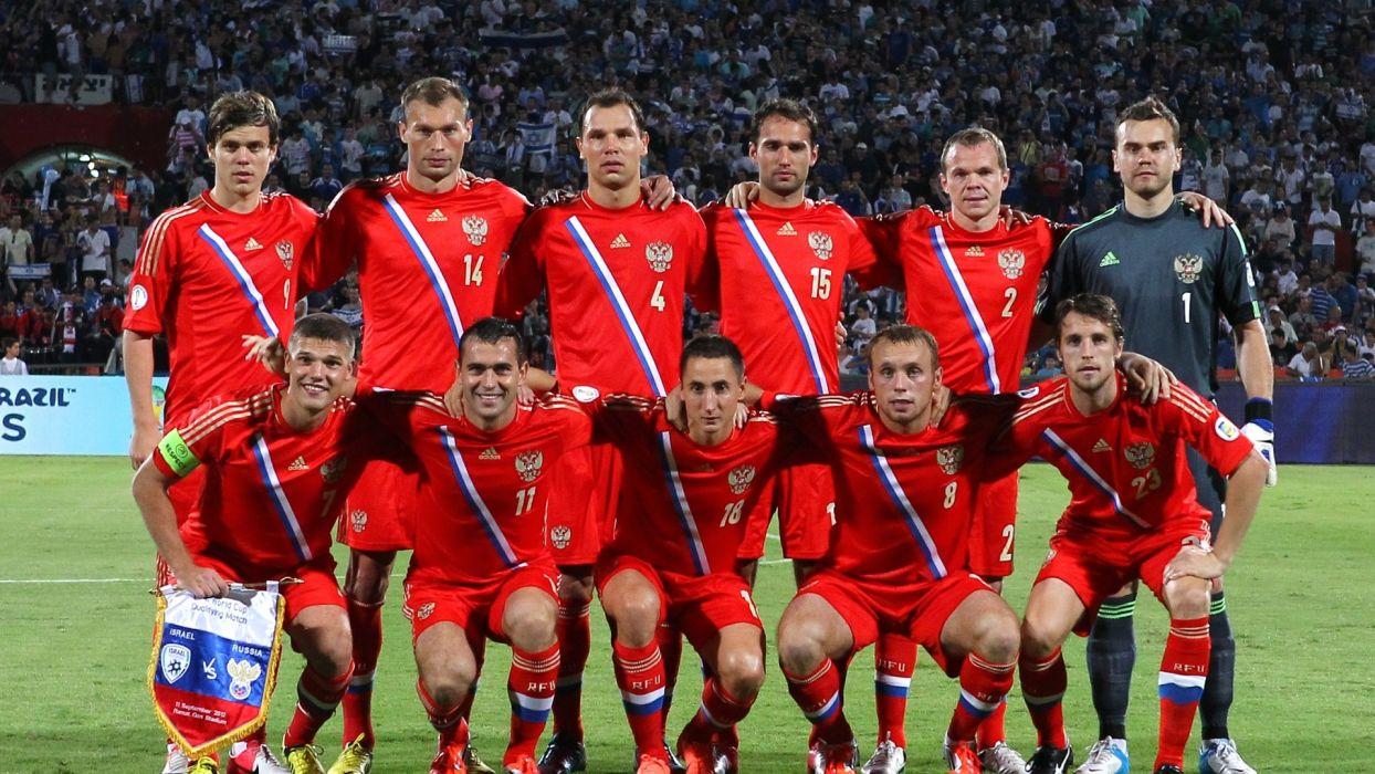 seleccion nacional futbol rusia europa wallpaper
