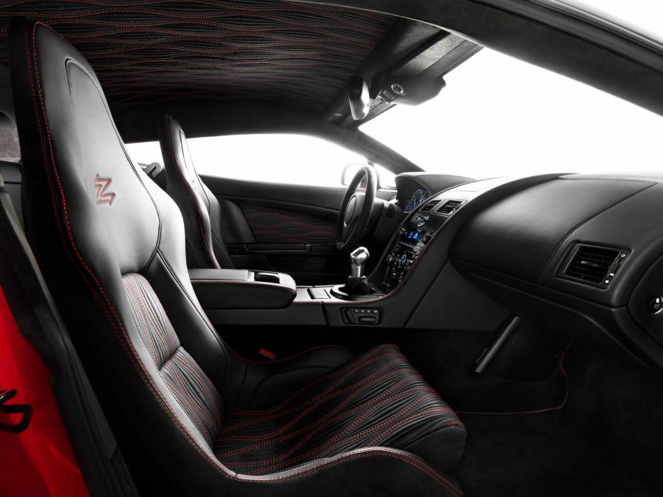 Aston Martin V12 Zagato wallpaper
