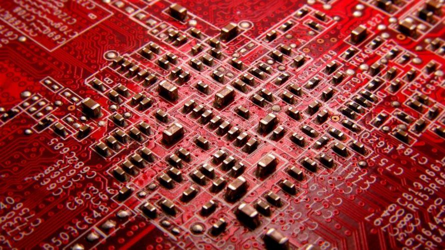 hardware tecnologia circuitos wallpaper
