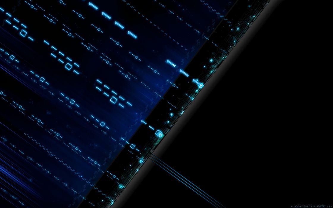 tecnologia pantalla ordenador wallpaper