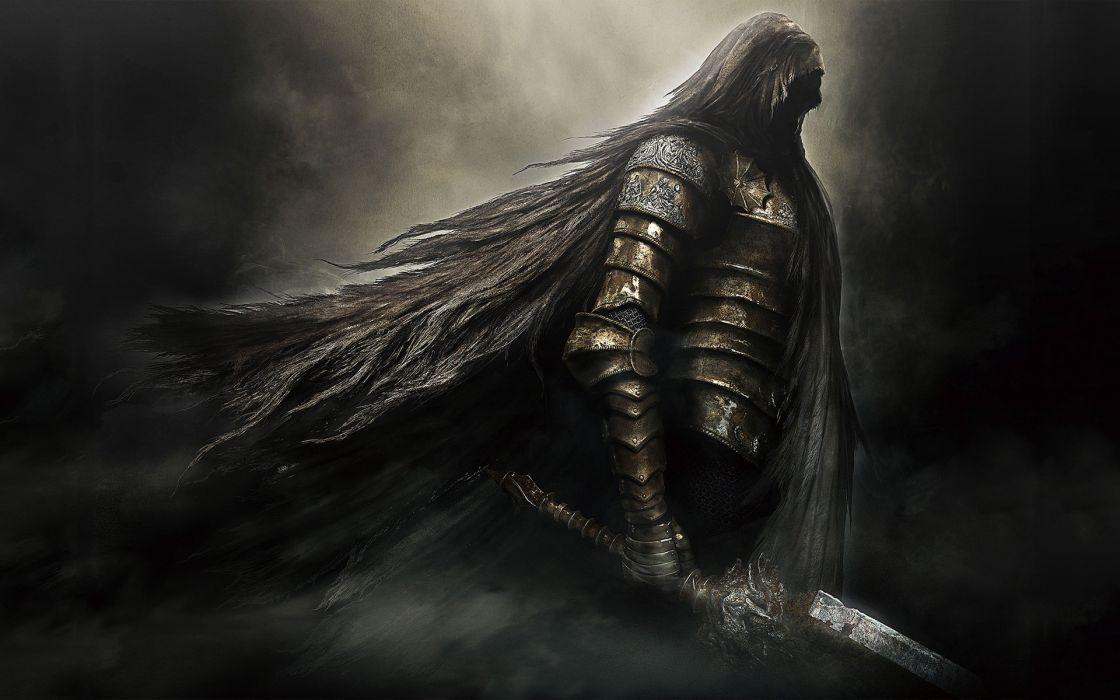 abstracto dark guerrero oscuro wallpaper