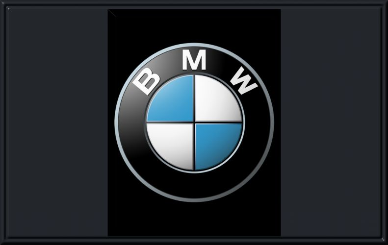 BMW Logo IX wallpaper