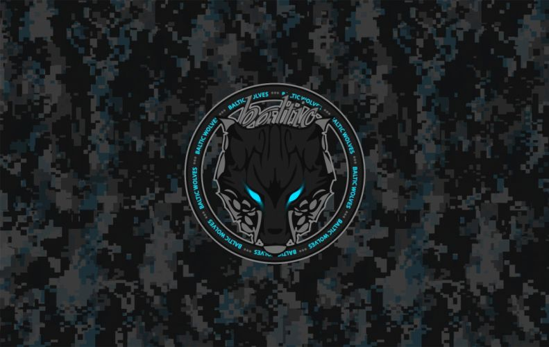 Baltic Wolves HD wallpaper