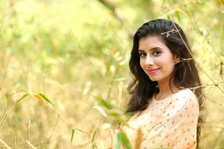 Charu Asopa bollywood actress celebrity model girl beautiful brunette pretty cute beauty sexy hot pose face eyes hair lips smile figure makeup indian wallpaper