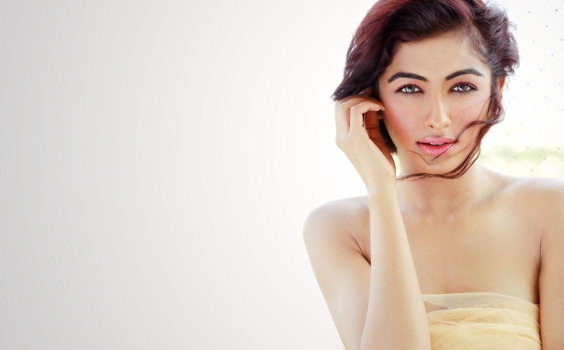reema lahiri bollywood actress celebrity model girl beautiful brunette pretty cute beauty sexy hot pose face eyes hair lips smile figure makeup indian wallpaper