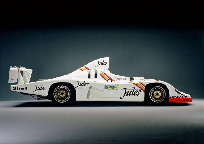 Porsche 936-81 Spyder Classic Race Car wallpaper