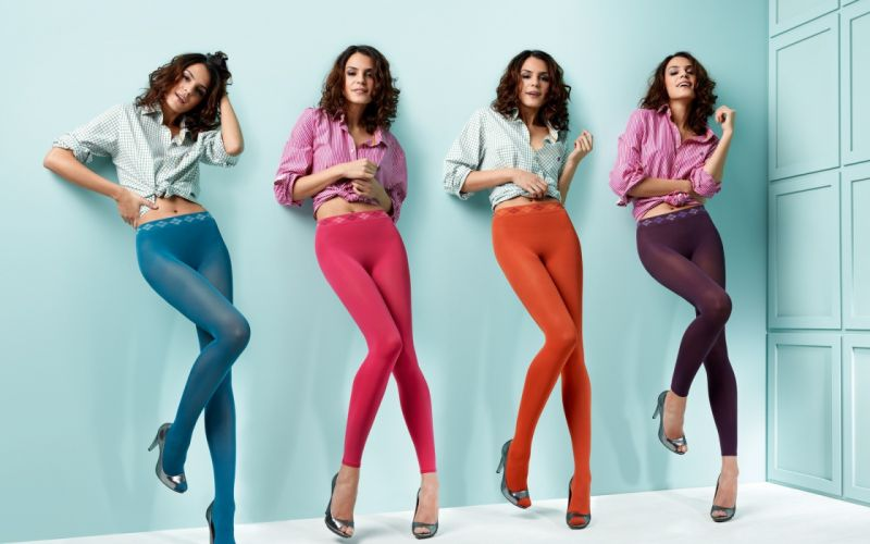 Sensuality sensual sexy woman girl model shirt tights high heels pantyhose leggings legs wallpaper