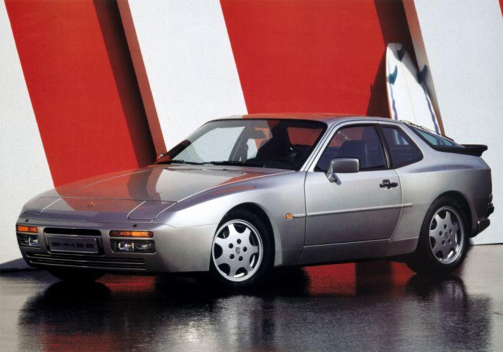 Porsche 944 S2 wallpaper