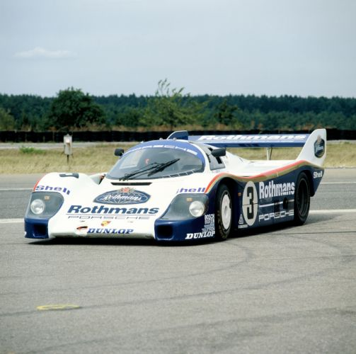 Porsche 956C Classic Race Car wallpaper