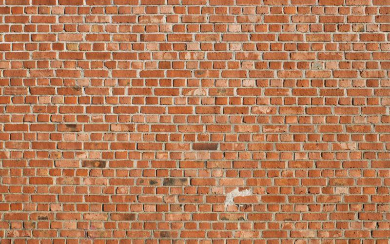 pared ladrillos rojos abstracto textura wallpaper