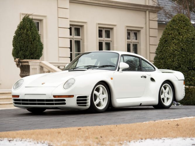 Porsche 959 Prototype wallpaper