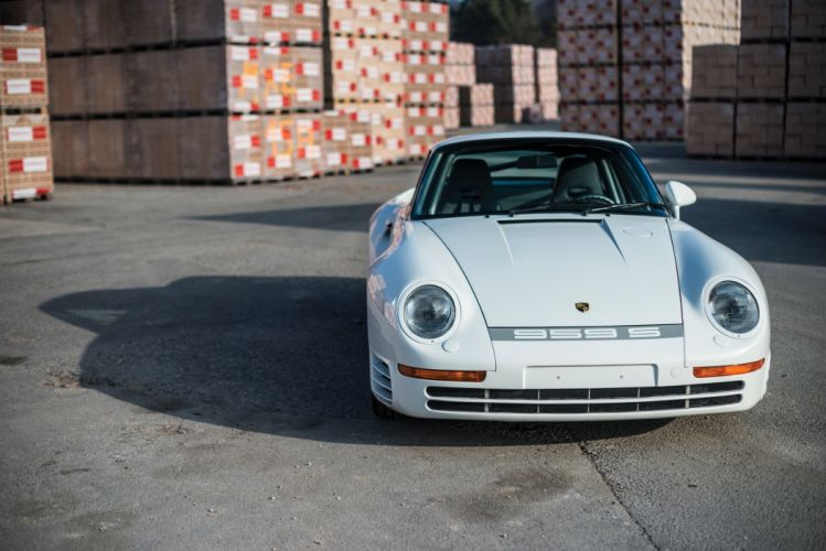 Porsche 959 S wallpaper