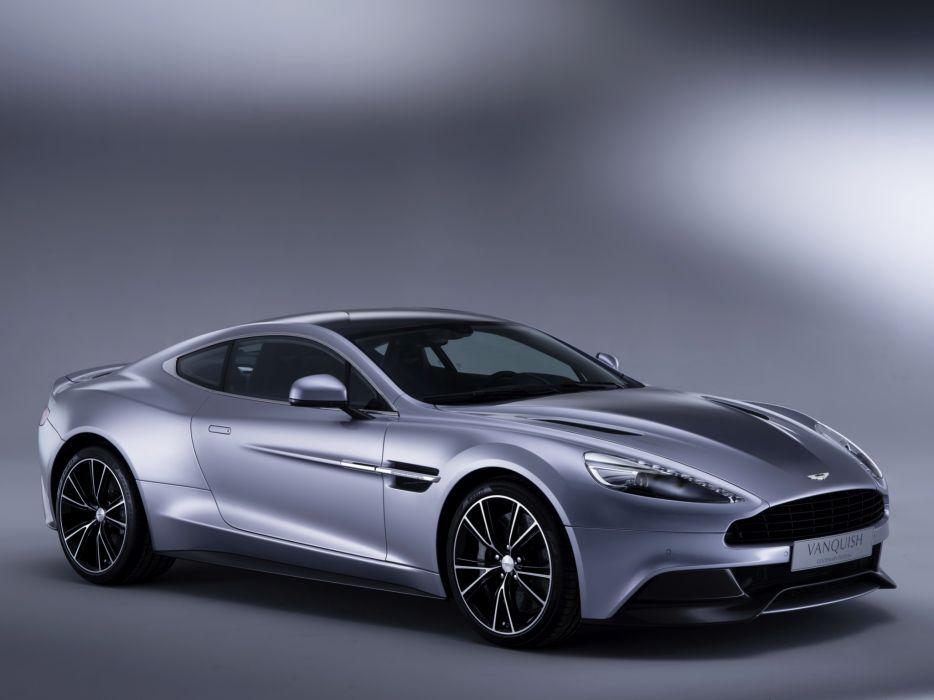 Aston Martin Vanquish Centenary Edition wallpaper