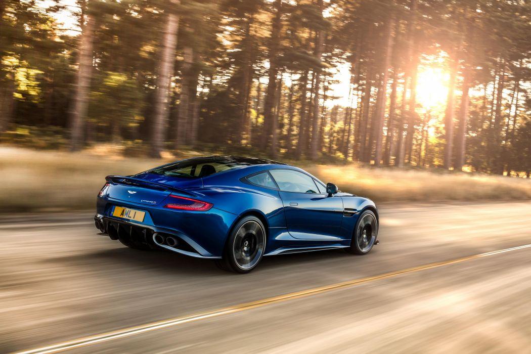 Aston Martin Vanquish S Wallpaper 4096x2731 1092545 Wallpaperup