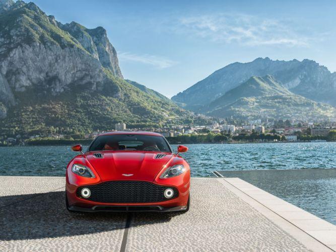 Aston Martin Vanquish Zagato Concept wallpaper