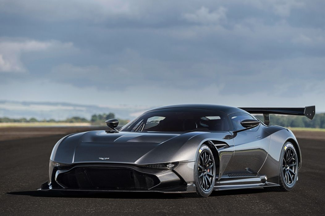 Aston Martin Vulcan wallpaper