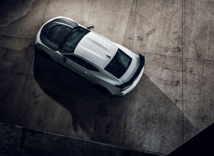 Chevrolet Camaro ZL1 1LE 2017 wallpaper
