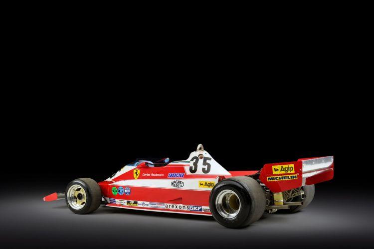Ferrari 312T3 Formula One Classic Race Car wallpaper