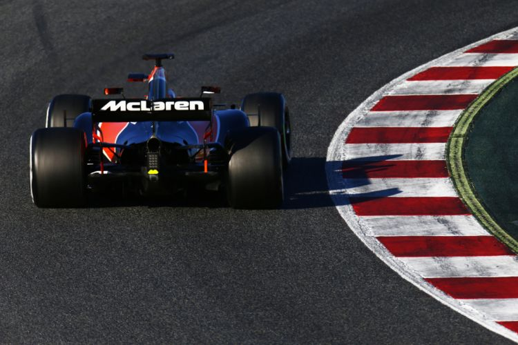Mclaren-Honda MCL32 Formula One 2017 wallpaper