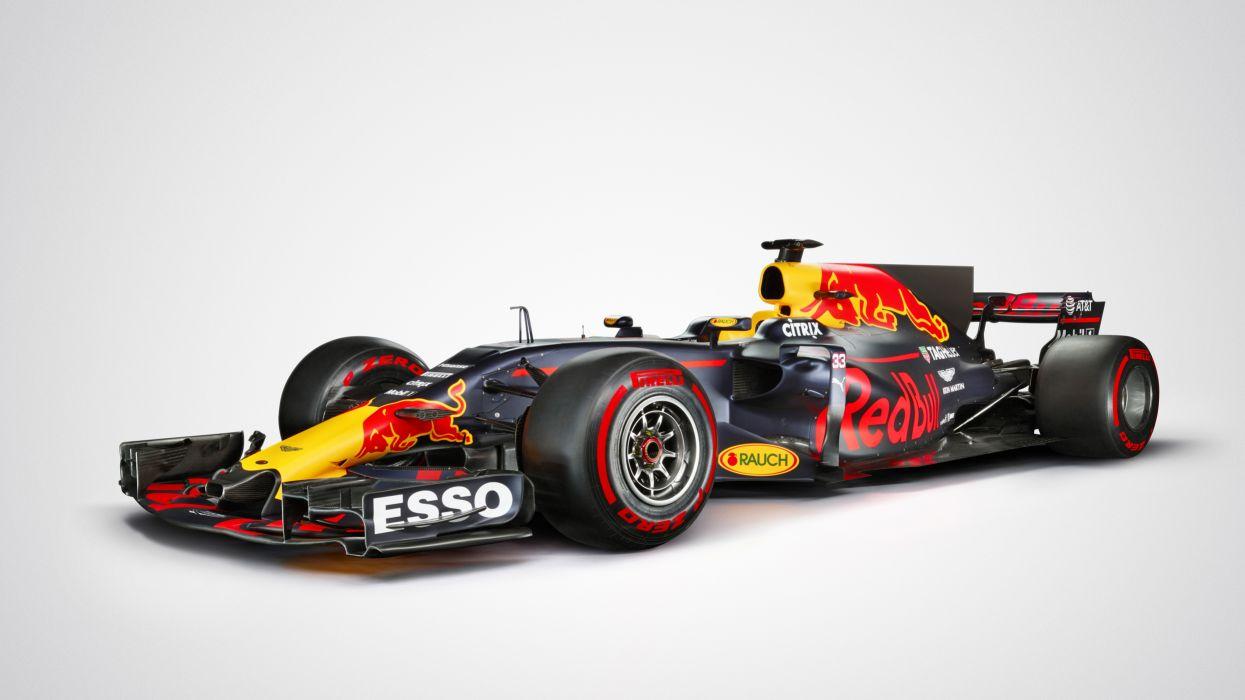 Red Bull Racing RB13 Formula One 2017 wallpaper