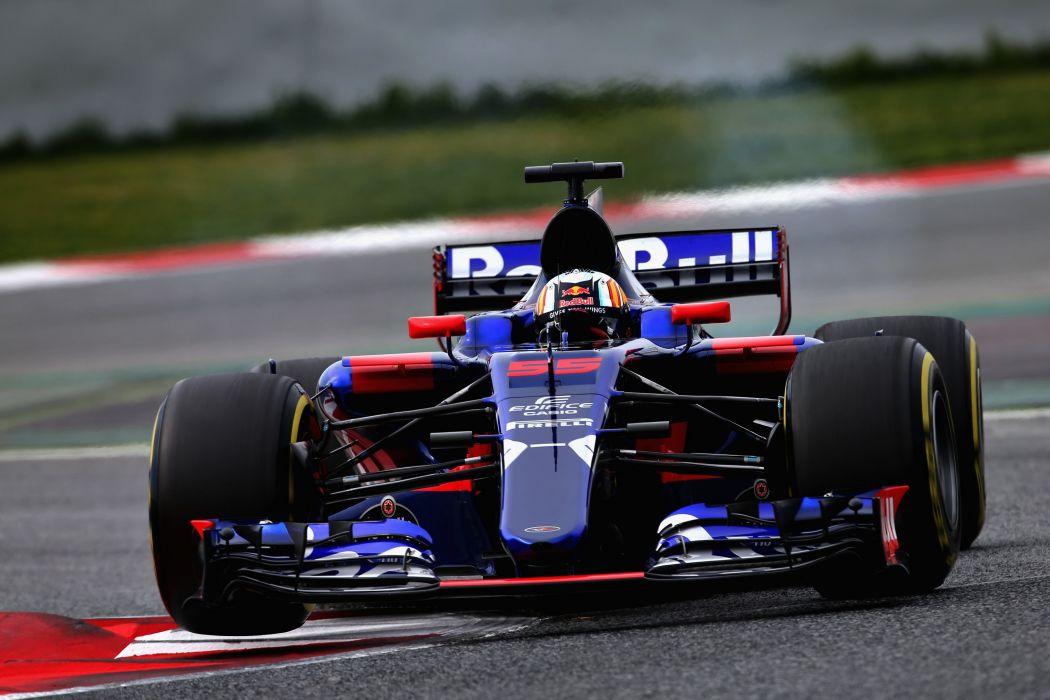 Scuderia Toro Rosso STR12 Formula One 2017 wallpaper