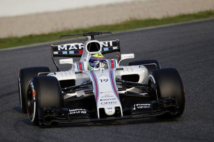 Williams-Mercedes FW40 Formula One 2017 wallpaper