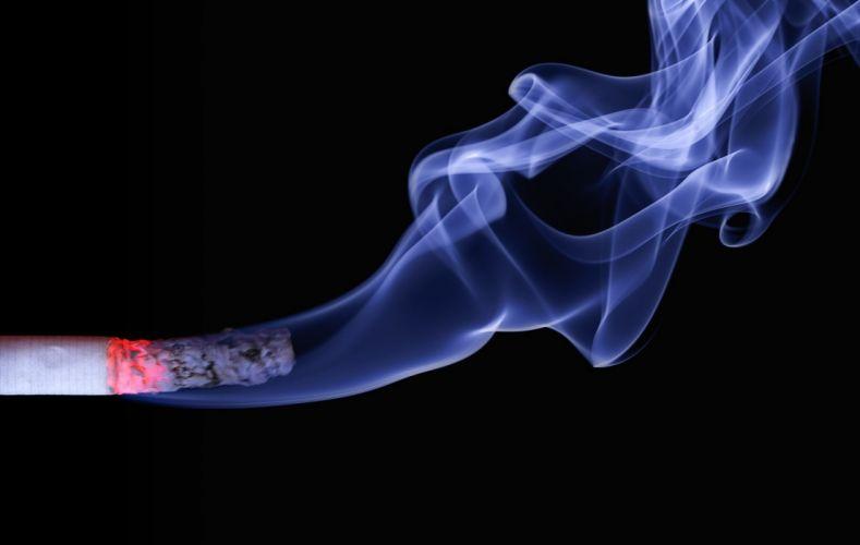burning cigar cigarette ember macro smoke smoking wallpaper
