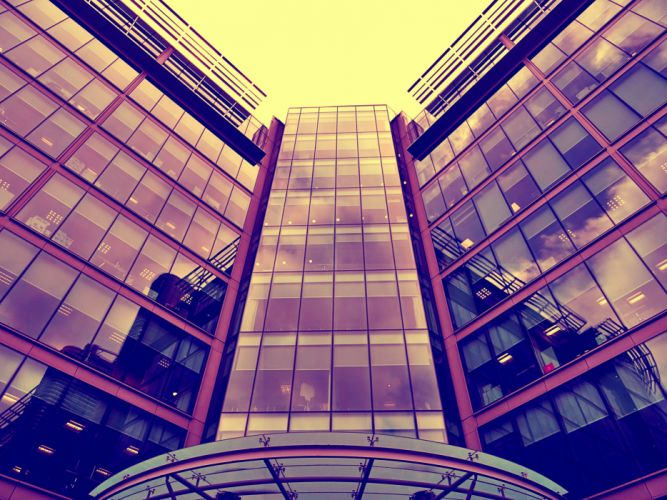 architectural design architecture building business city construction contemporary downtown expression exterior facade finance futuristic geometric glass items glass panels glass windows high wallpaper