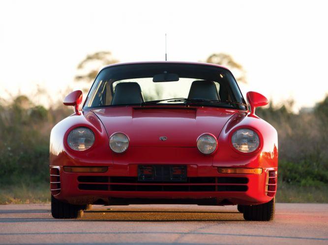 Porsche 959 Vorserie wallpaper