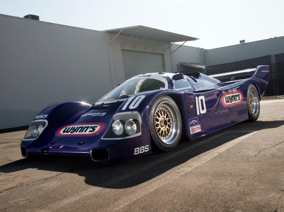 Porsche 962 Imsa Race Car Wallpaper 2048x1536 1092982 Wallpaperup