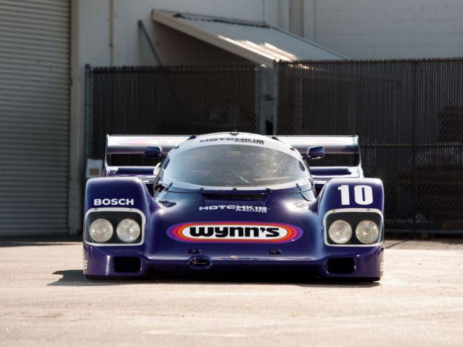 Porsche 962 IMSA Race Car wallpaper