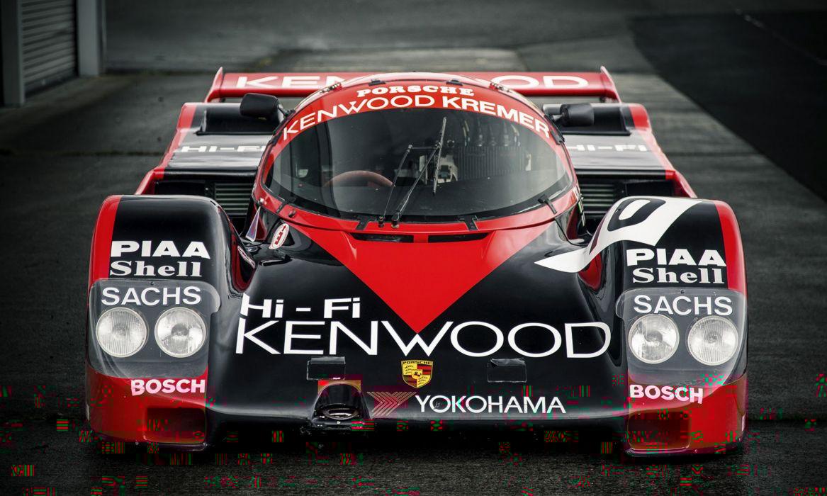 Porsche 962 Ck6 Kremer Race Car Wallpaper 3000x1800 1092986