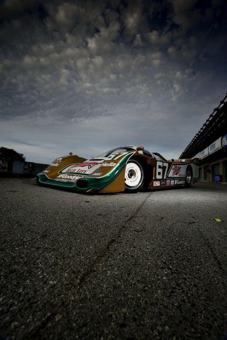 Porsche 962 IMSA GTP Race Car wallpaper