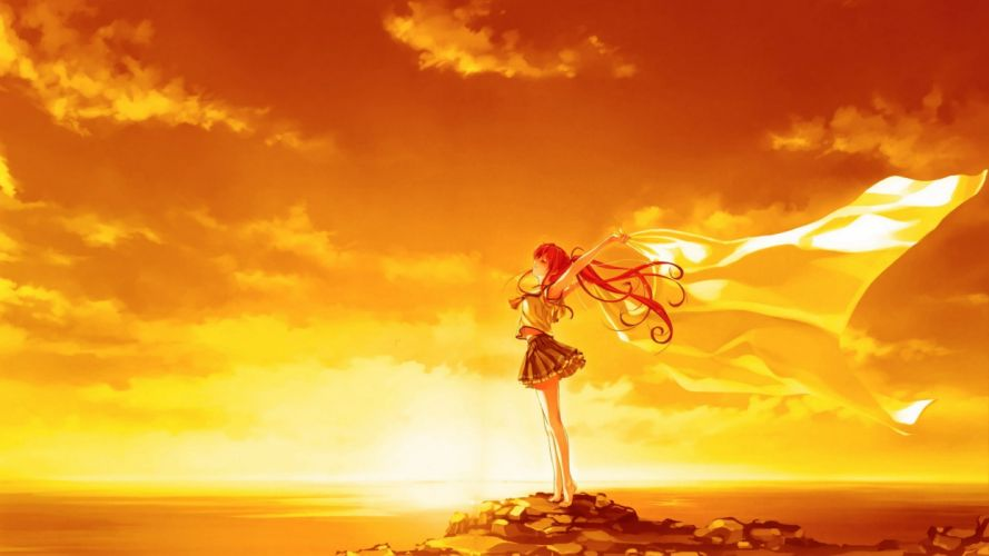 anime manga mujer montay wallpaper