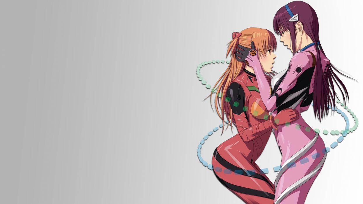 mujeres anime manga amigas wallpaper