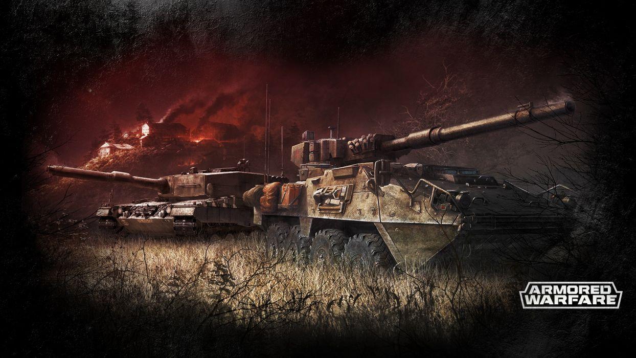Armored Warfare wallpaper