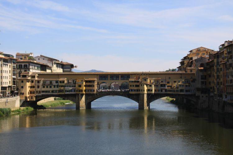 Ponte Vecchio Florence Italy wallpaper