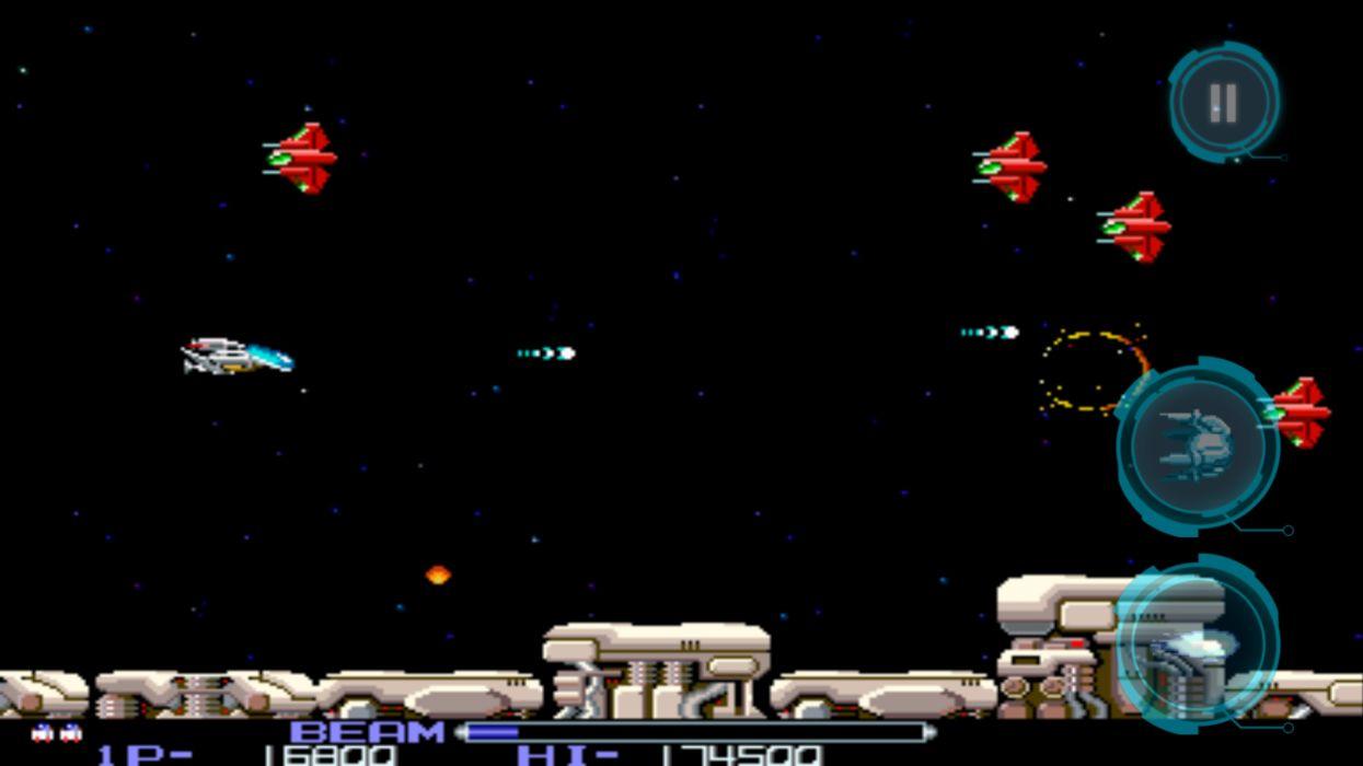 classic games rtype video juego clasico wallpaper