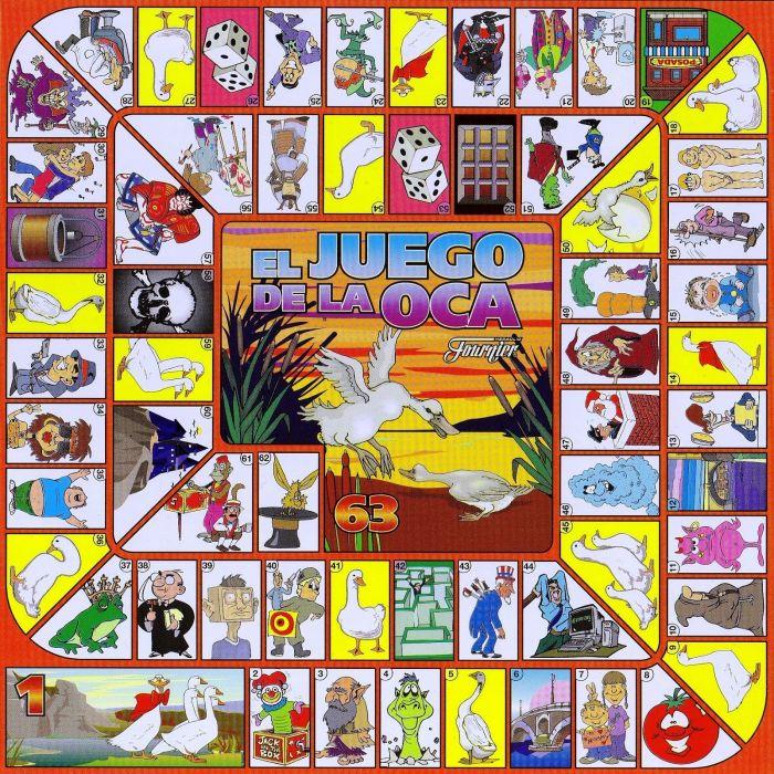 Juego Oca Clasico Juego Mesa Wallpaper 1600x1600 1093118