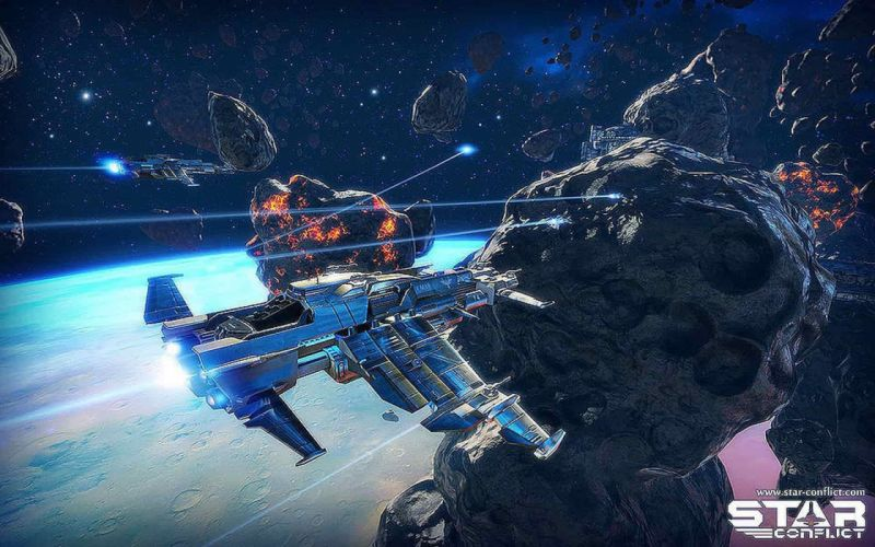 star conflict clasico video juego wallpaper