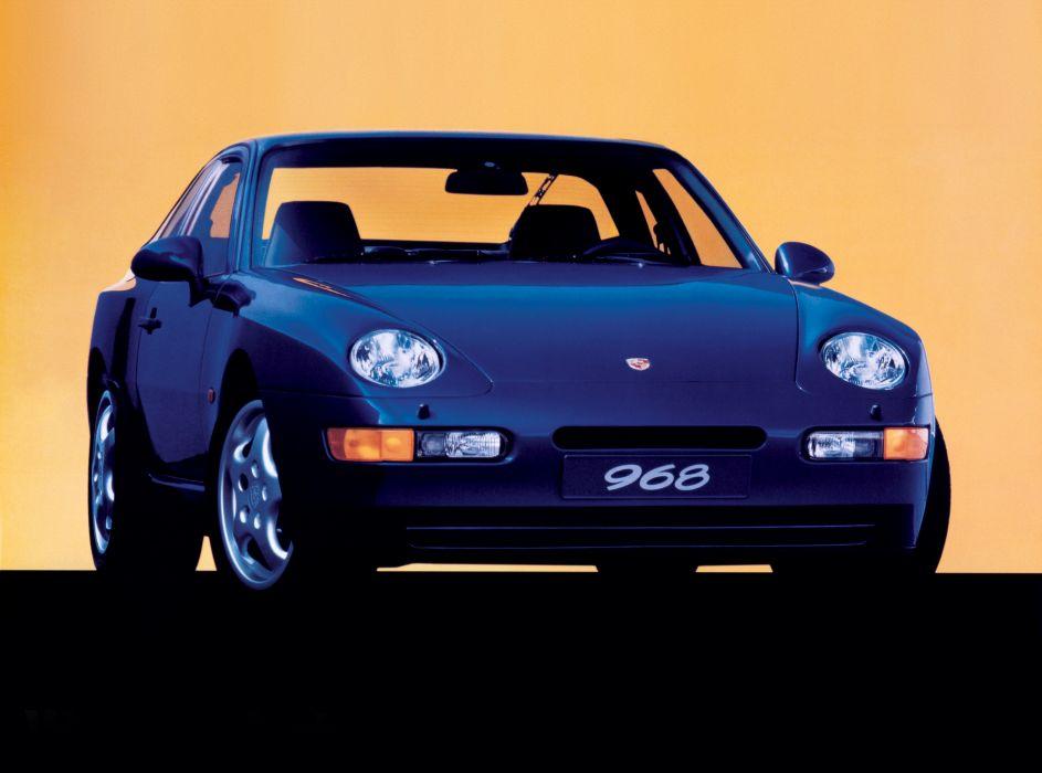 Porsche 968 wallpaper