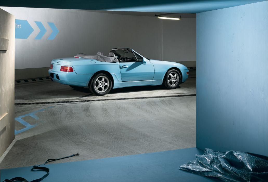 Porsche 968 Cabriolet wallpaper